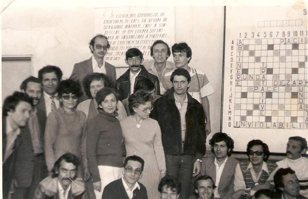 Turneul de Scrabble PIATRA NEAMŢ 1985