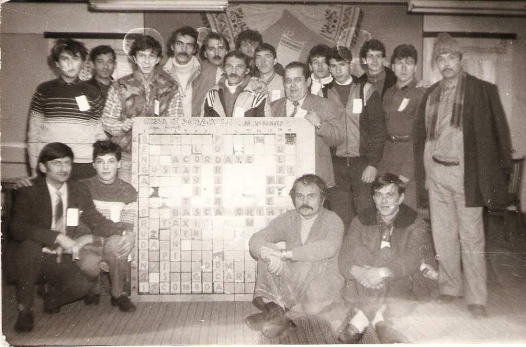 Cercul de Scrabble ATOMOS Râmnicu Sărat - foto 1