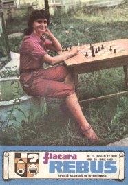 Flacara-Rebus martie 1984