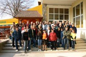 Busteni 2009 grup